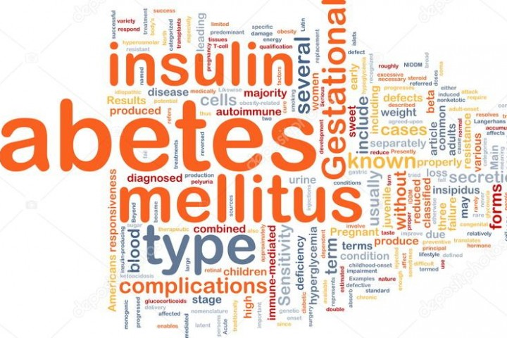 Geen overgewicht maar wel diabetes type-2