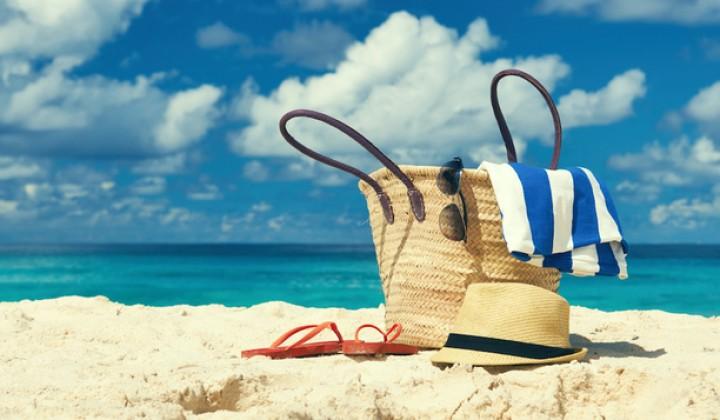 Fit op vakantie